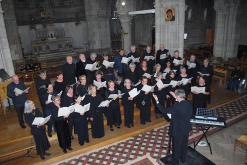 9e Stage choral à Orléans, Avril 2019