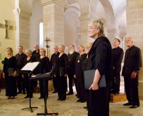 Concert du Choeur Bortnianski, Juin 2017