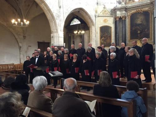 6e stage de Liturgie Russe, Orléans, 2016